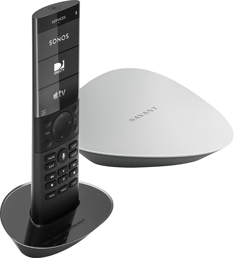 Savant S2 Host with Savant Pro Single Room Remote - Ultra Sound & Vision