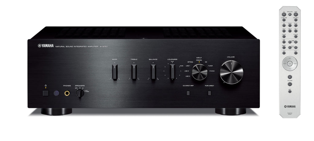 Yamaha AS-701 Integrated Amplifier - Ultra Sound & Vision