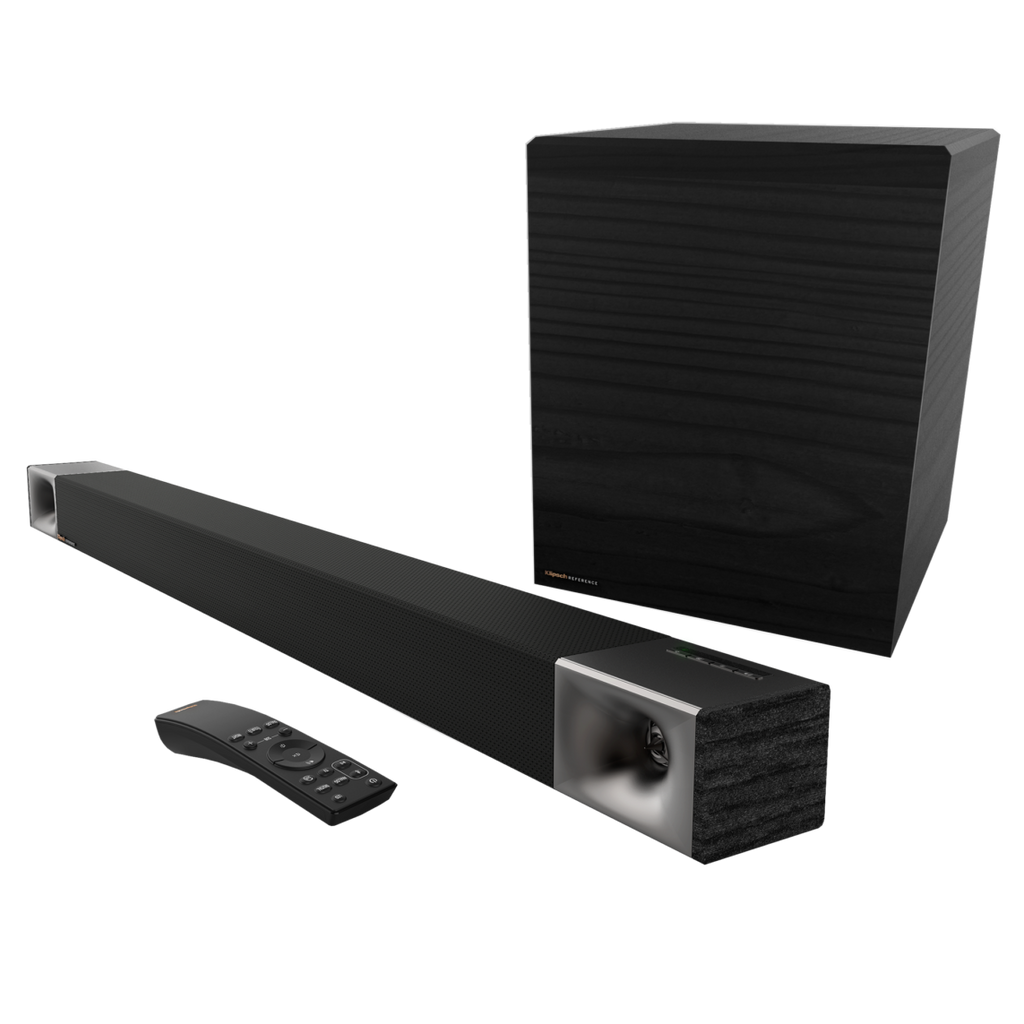 Klipsch Cinema 600 Soundbar - Ultra Sound & Vision