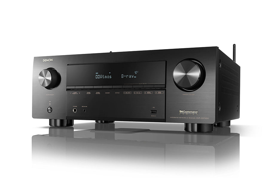 Denon AVR-X3700 9.2 Channel 8k AV Receiver - Ultra Sound & Vision