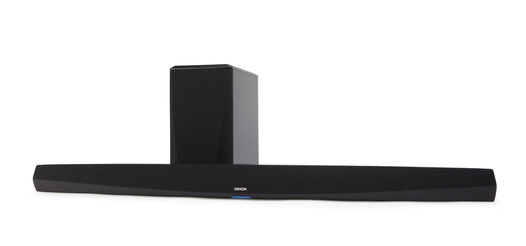 Denon DHT-S516H Soundbar with Wireless Subwoofer - Ultra Sound & Vision