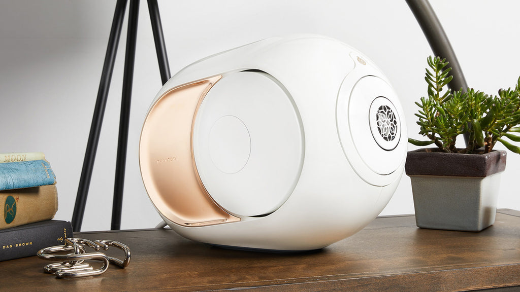 Devialet Phantom Gold - Ultra Sound & Vision