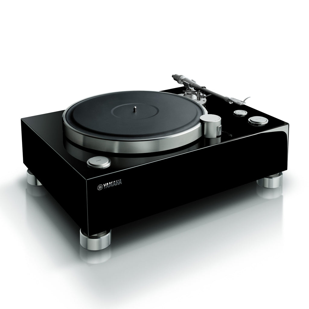 Yamaha GT-5000 Turntable - Ultra Sound & Vision