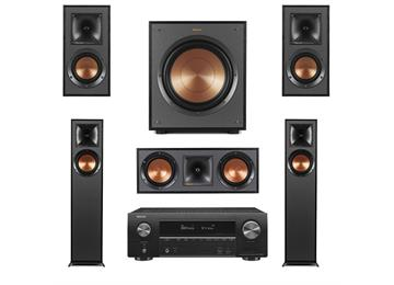 Klipsch Reference R610F 5.1 Surround System - Ultra Sound & Vision