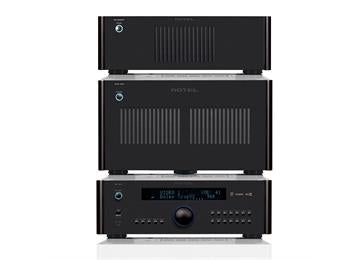 Rotel RSP1576 Processor with RMB1585 and RB1582II Power Amplifier Combo - Ultra Sound & Vision