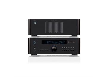 Rotel RSP1576 Processor and RMB1512 Power Amplifier Combo