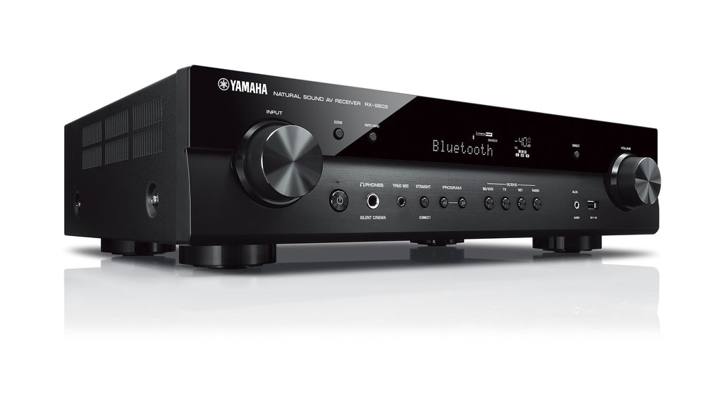 Yamaha RX-S602 5.1 Channel AV Receiver - Ultra Sound & Vision