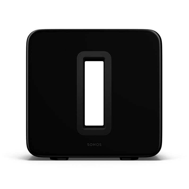 Sonos Sub - Gen3 Wireless Subwoofer - Ultra Sound & Vision