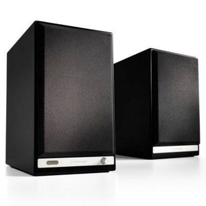 Audio Engine Powered Speaker Black Audioengine HD6 Powered Bookshelf Speakers - Pair