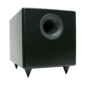 Audio Engine Subwoofer Satin Black Audioengine S8 Powered Subwoofer - Each