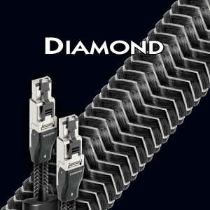 Audioquest Diamond Ethernet Cable - Ultra Sound & Vision