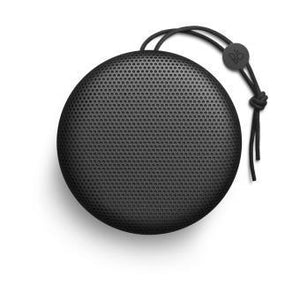 Bang & Olufsen Bluetooth Speaker Black Bang & Olufsen Beoplay A1 Bluetooth Speaker