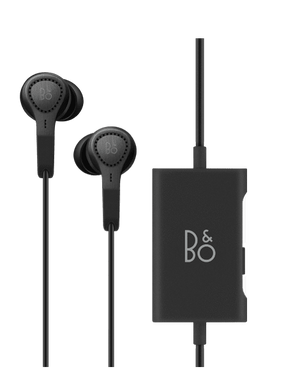 Bang & Olufsen In-Ear Headphones Bang & Olufsen BeoPlay E4 Active Noise Cancelling Headphones - Black