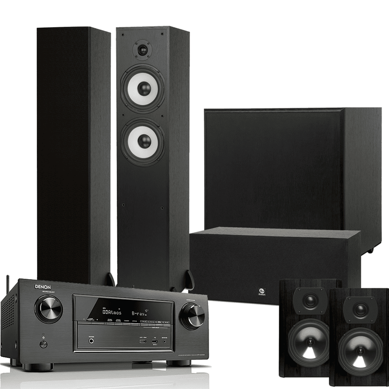 Boston Acoustics Home Cinema Boston System 3 - CS260II