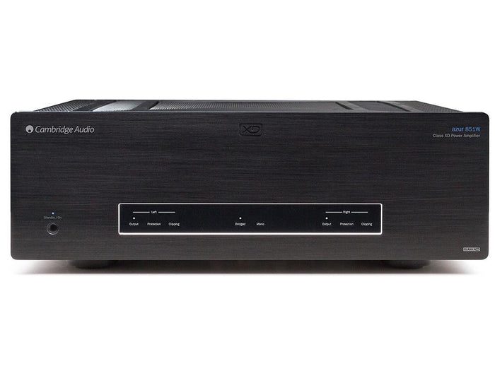 Cambridge Audio Azur 851W Power Amplifier-Black