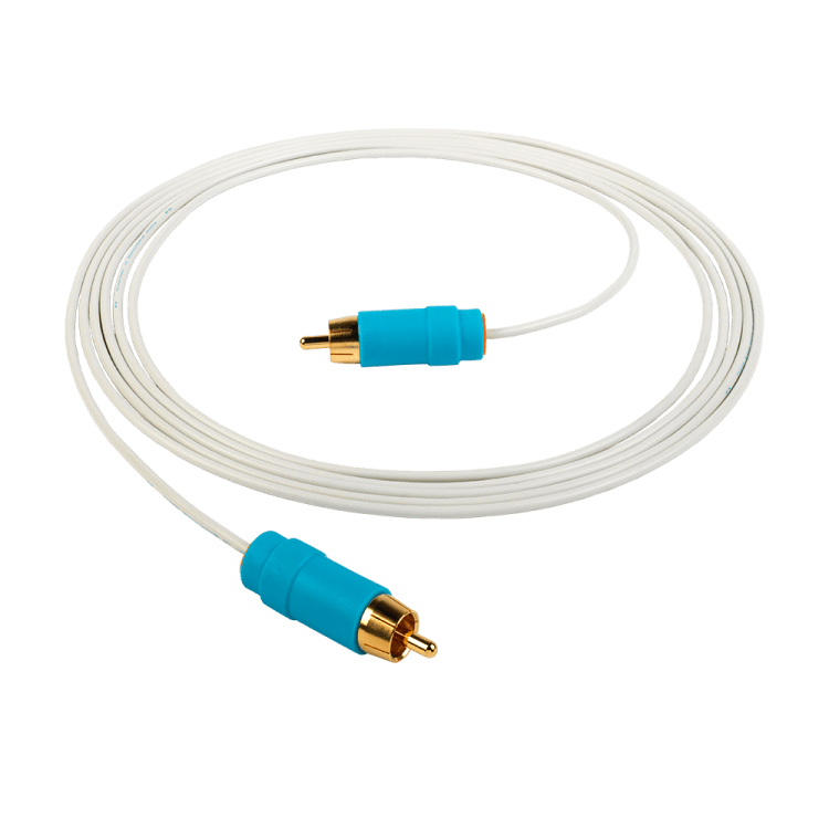 The Chord Company Subwoofer Cable 3m Chord Company C-Sub RCA Subwoofer Cable