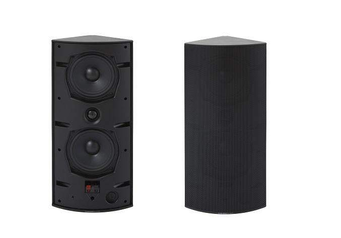 Cornered Audio Ci5 Outdoor Speaker - Pair - Ultra Sound & Vision