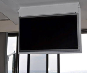 "Definition Automation TV Lift 70"" to 75"" Definition Automation Ceiling Flapout TV Lift"