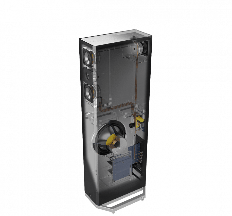 Definitive Technology Bp 9020 Tower Pair Ultra Sound Vision