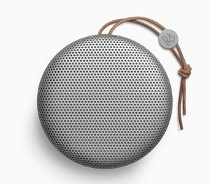Bang & Olufsen Bluetooth Speaker Natural Demo Bang & Olufsen Beoplay A1 Bluetooth Speaker