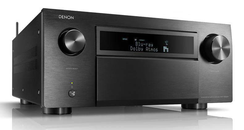 Denon AVC-X8500 13.2 Channel AV Receiver - Ultra Sound & Vision