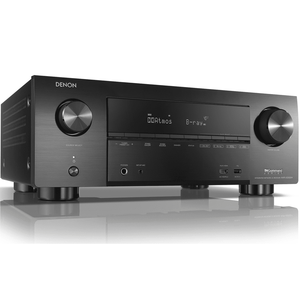 Denon AV Receiver Denon AVR-X3500H 7.2 Channel 4K AV Receiver with Amazon Alexa Voice Control