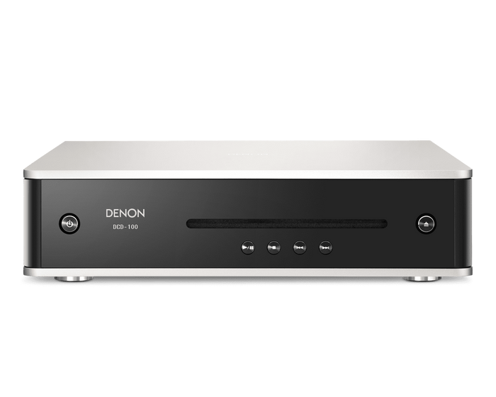 Denon DCD-100 CD Player - Silver