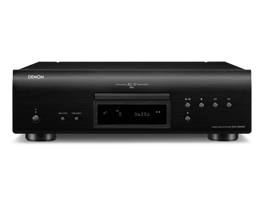 Denon DCD-1600NE Super Audio CD Player - Ultra Sound & Vision