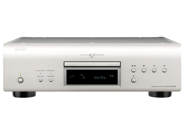 Denon DCD 2500NE Super Audio CD Player - Ultra Sound & Vision