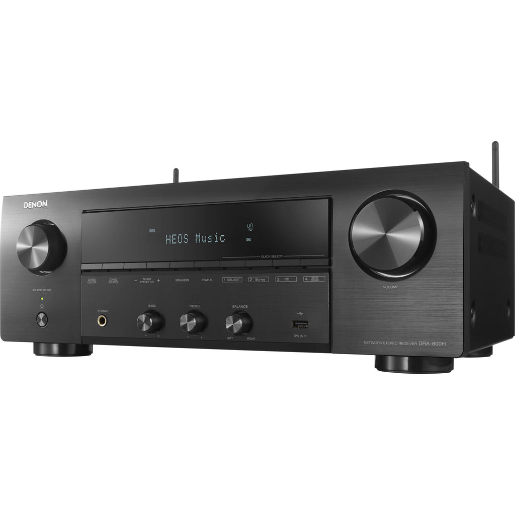 Denon DRA-800H 2 Channel Network Receiver - Ultra Sound & Vision