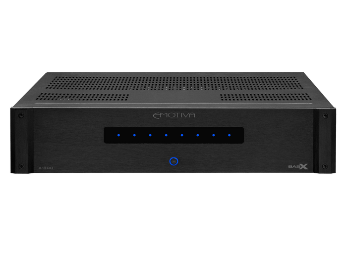 Emotiva BasX A-800 Multiroom Power Amplifier