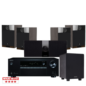 Fyne Audio F301 5.1 Cinema Package