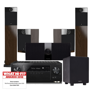 Fyne Audio F302 5.1 Cinema Package