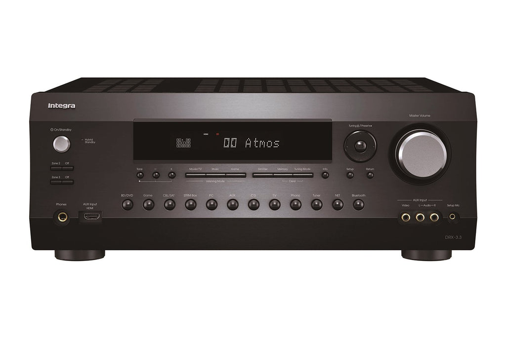 Integra DRX 3.3 9.2 Channel Network AV Receiver - Ultra Sound & Vision