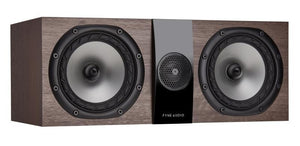 Fyne Audio Centre Speaker Walnut Fyne Audio F300C Centre Speaker - Each