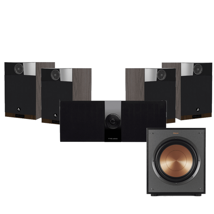 Fyne Audio F301 Home Theatre Package