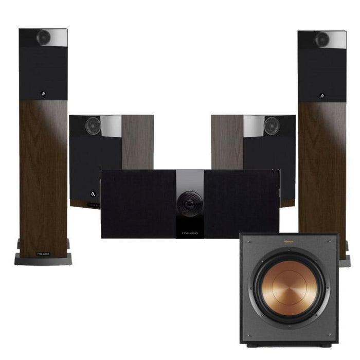 Fyne Audio F302 Home Theatre Package