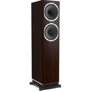 Fyne Audio Floorstanding Speaker Dark Oak Fyne Audio F502 Floorstanding Speaker - Pair