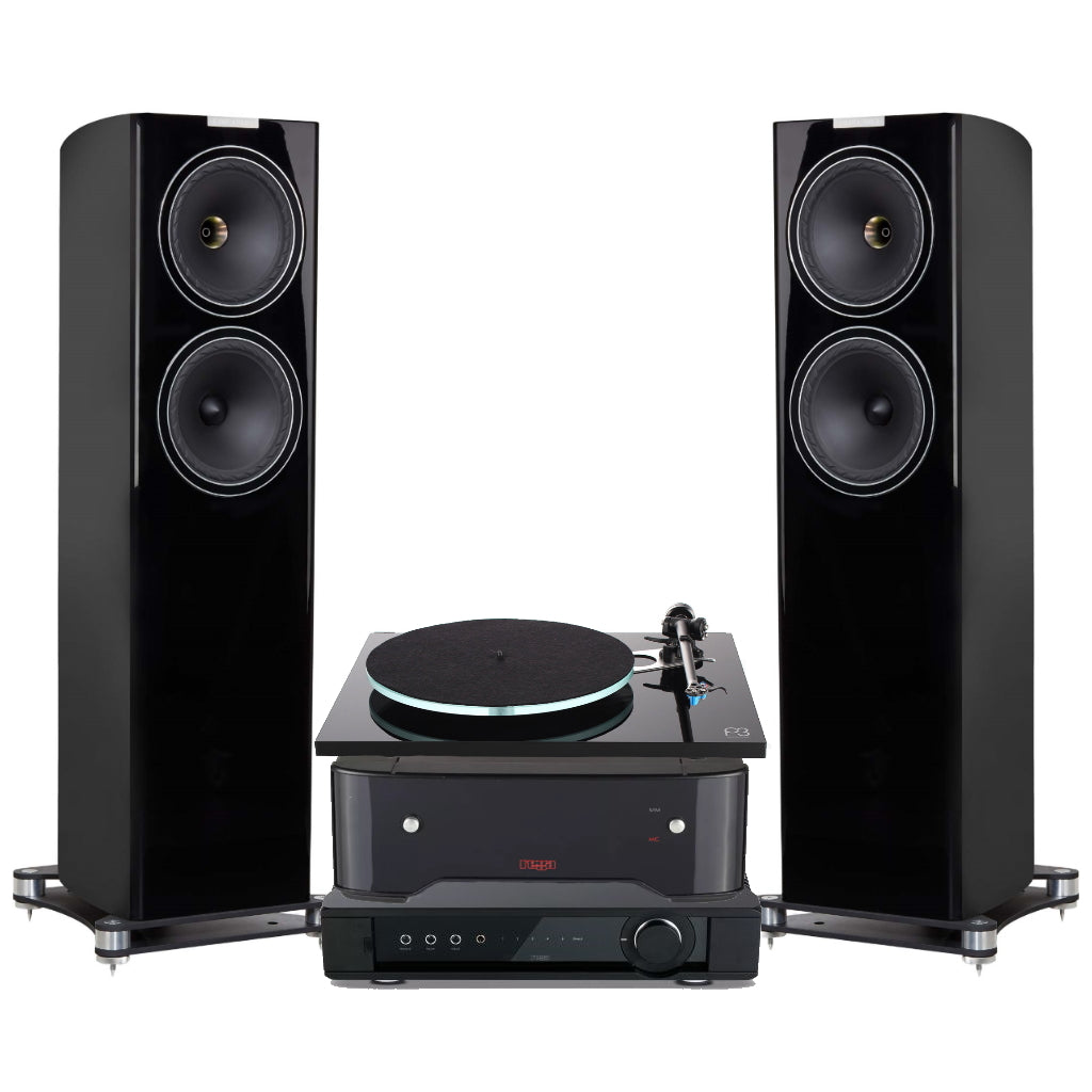 Fyne Audio F702 Stereo Package - Ultra Sound & Vision
