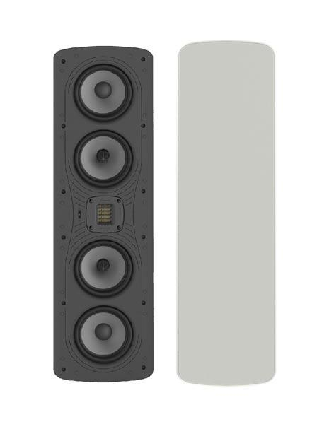 Goldenear Invisa SPS In-wall Speakers - each - Ultra Sound & Vision