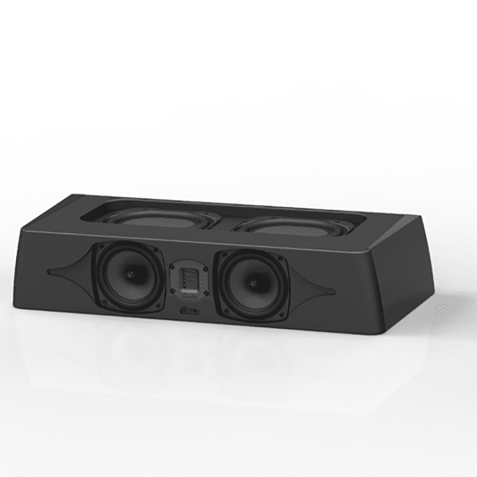 GoldenEar SuperCenter XL Center Speaker - Each - Ultra Sound & Vision
