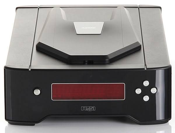 Rega Apollo CD Player - Ultra Sound & Vision
