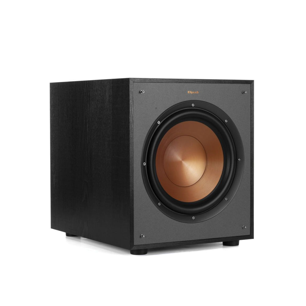 Klipsch Reference R-100SW Subwoofer - each - Ultra Sound & Vision