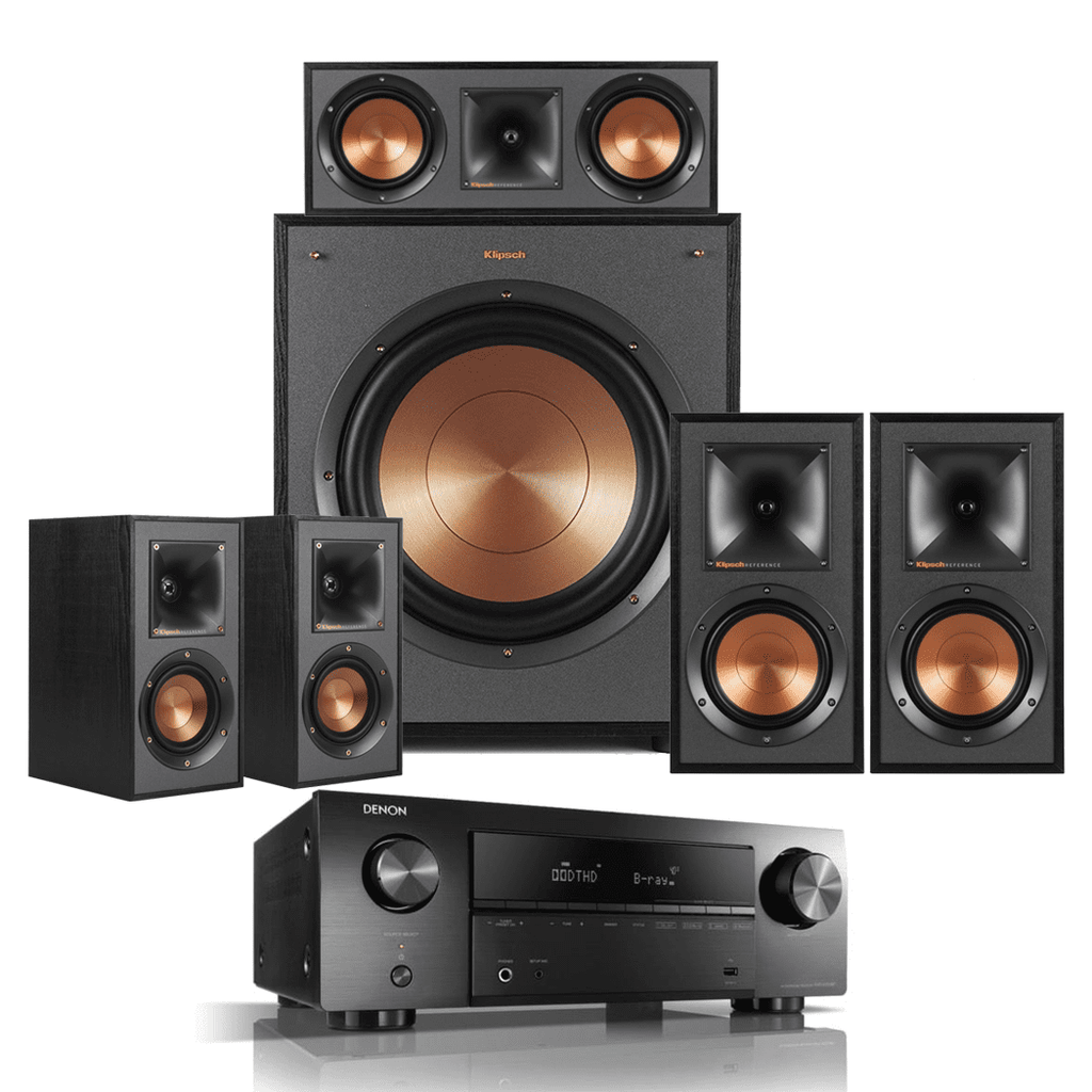 Klipsch Reference R-51M 5.1 Surround System - Ultra Sound & Vision