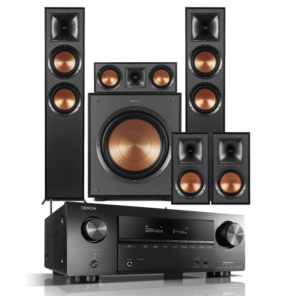 Klipsch Reference R-620F 5.1 Surround System - Ultra Sound & Vision