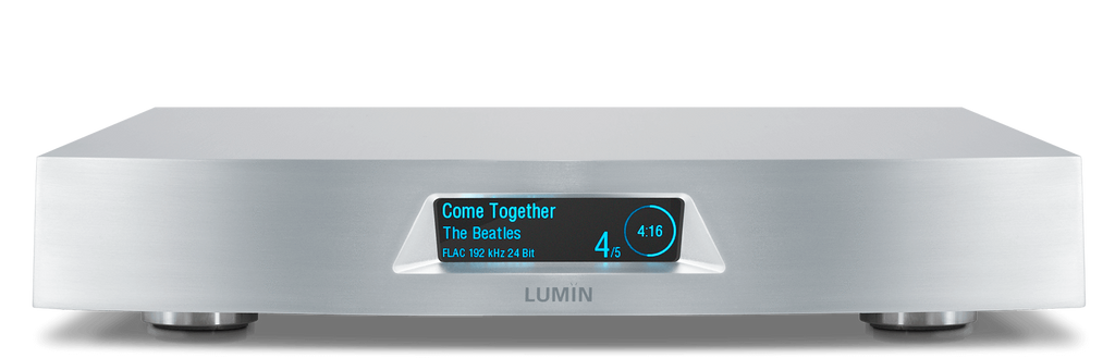 Lumin A1 Network Music Player - Ultra Sound & Vision