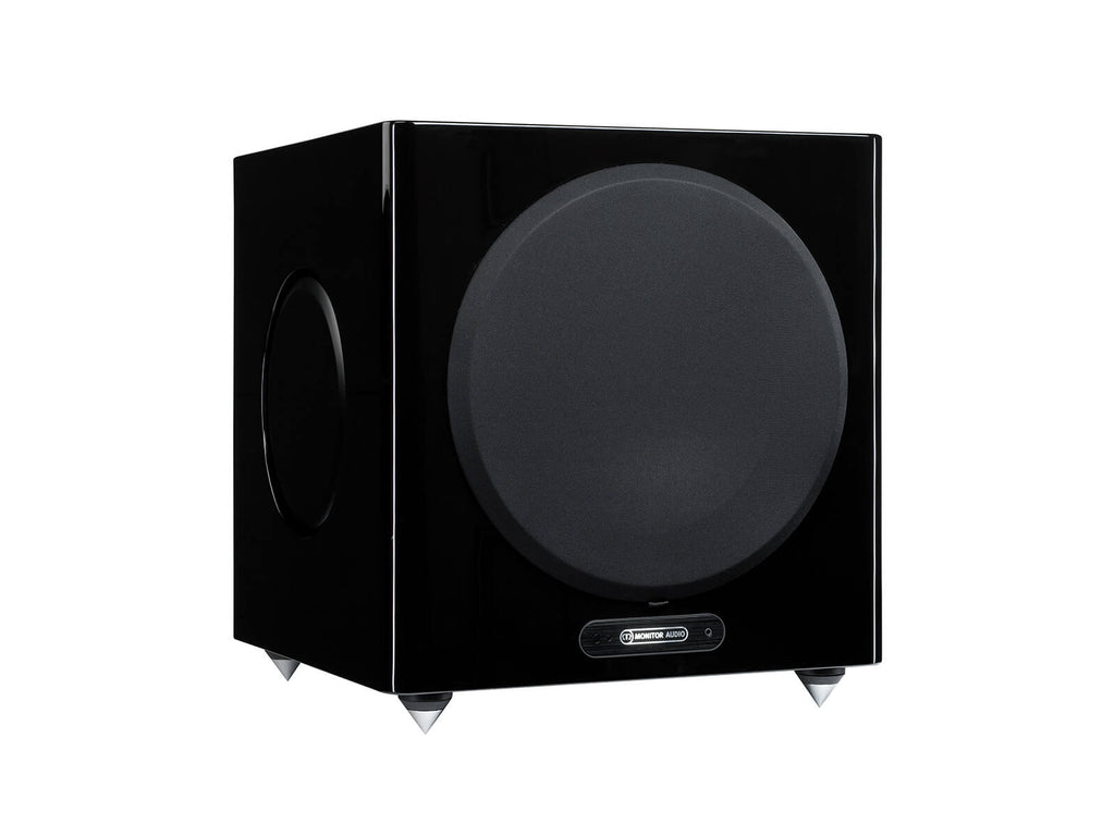 Monitor Audio Gold W12 Subwoofer - Each - Ultra Sound & Vision