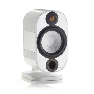 Monitor Audio Bookshelf Speaker White Monitor Audio Apex A10 Satellite Speaker - Each