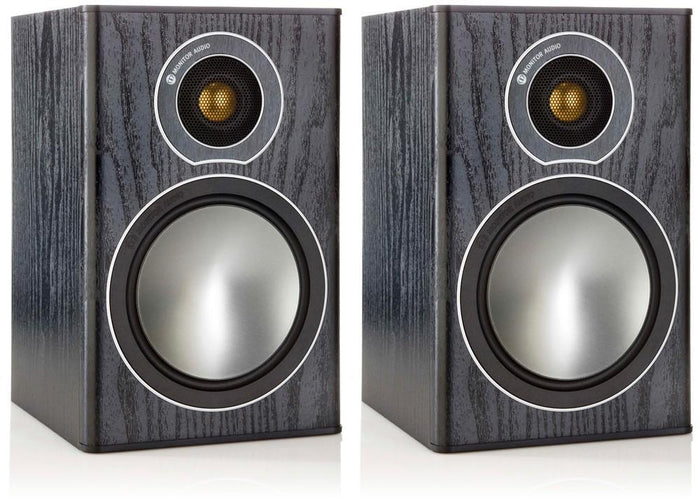 Monitor Audio Bronze 1 Bookshelf Speaker - Pair