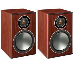 Monitor Audio Bookshelf Speaker Rosemah Monitor Audio Bronze 1 Bookshelf Speaker - Pair